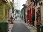 this is haji lane, where we spent a very cosmopolitan day shopping. ho hum.